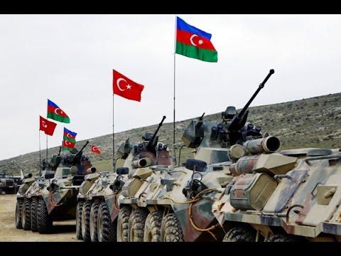 Azerbaycan ve Türkiye Silahlı Qüvveleri | Azerbaijan & Turkish Military Power [HD]