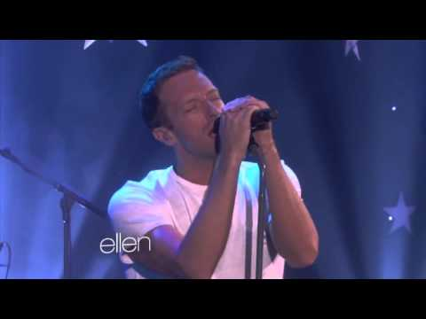 Coldplay Performs 'Magic' Live
