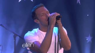Coldplay Performs