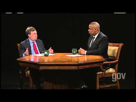 Mayor Foxx Interviews Charlotte Mecklenburg Library CEO Lee Keesler