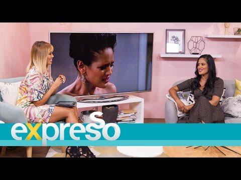 Leeanda Reddy talks life after Isidingo