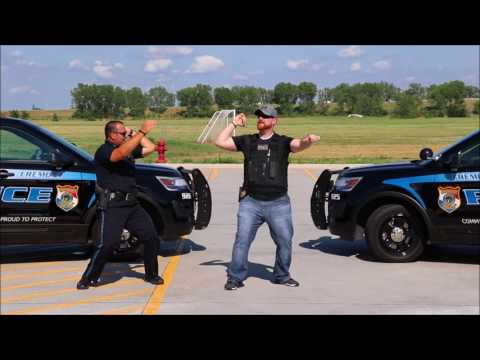 Fremont Nebraska Police Department Dance Challenge