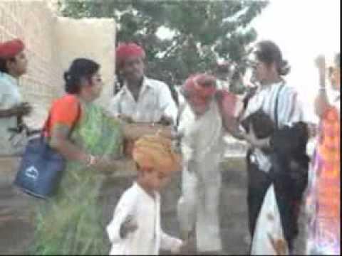 Rajasthani dance in Rajasthan