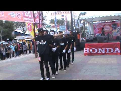 pump swag family  competition  @ramayana sm raja markas semut