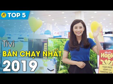 Top 5 Tivi Bán Chạy Nhất 2019 Tại Điện Máy XANH