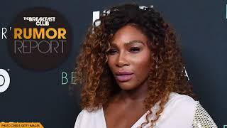 Serena Williams Copes With Postpartum Depression