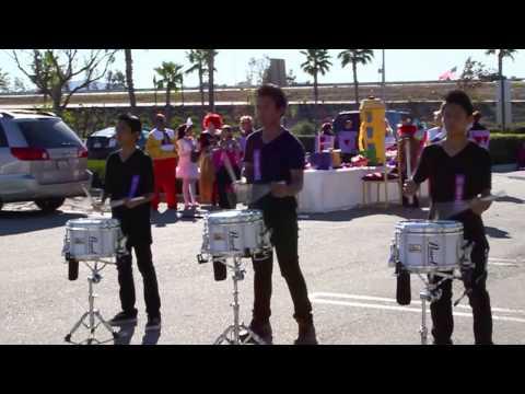 Rancho Cucamonga Middle School Drumline