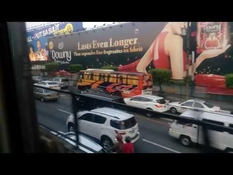 MRT Taft to North Stations, EDSA, Metro Manila