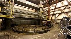 Large machining at Prime Machine
