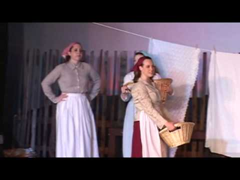 Fiddler on the roof - Yenta the matchmaker from YouTube · Duration:  4 minutes 53 seconds