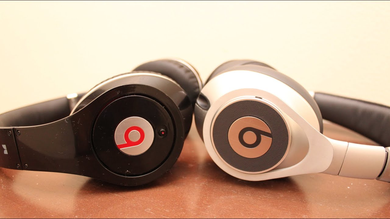 Beats Executive vs Studio Comparison  YouTube