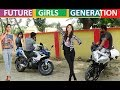 Future Girls Generation in 2050 -  Happy Group