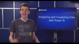 Power BI visuals: Maps and Filled Maps (Lab 3 5)