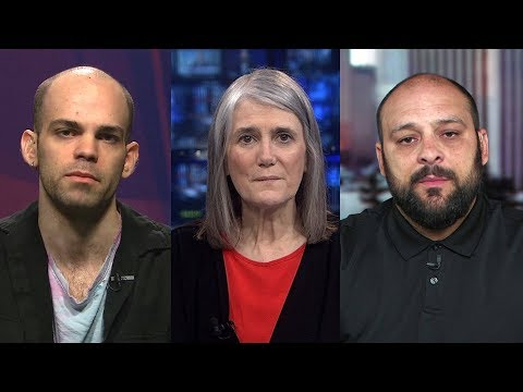 Life After Hate: Full Intv. with Nephew of Fascist Who Marched in Charlottesville & Former Neo-Nazi