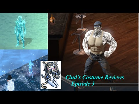 Marvel Heroes Costume Reviews Episode 3 (March 2015)