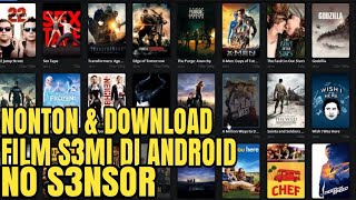 Video Nonton Film S3m1 Di Android : Terbaru No S3ns0r download MP3, 3GP, MP4, WEBM, AVI, FLV Juli 2018