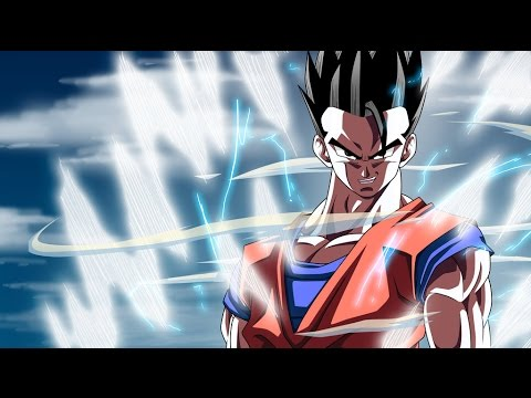 The Ultimate Gohan Transformation