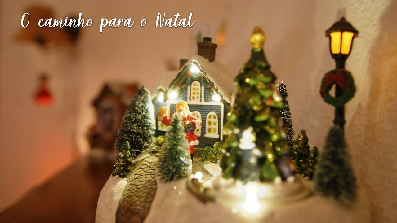 O caminho para o Natal