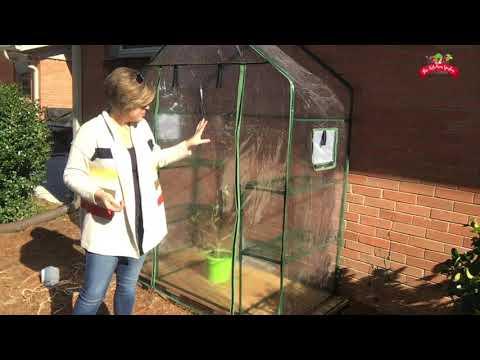 Abba Patio Mini-Greenhouse Review