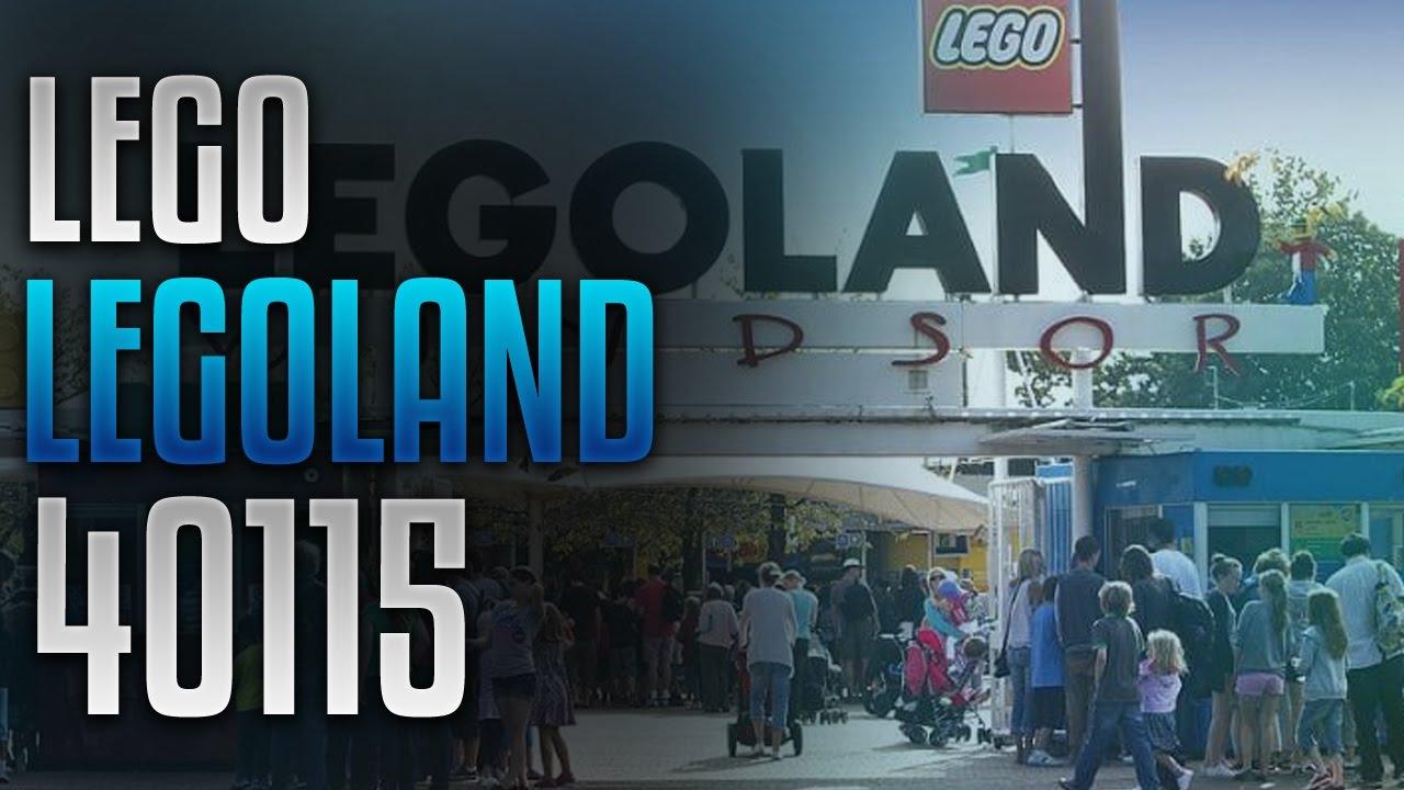 LEGO Legoland 40115 exclusive set - YouTube
