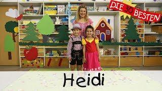 Heidi - Singen, Tanzen und Bewegen || Kinderlieder