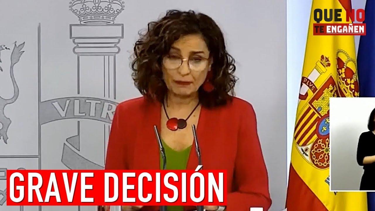 Urgente: el PSOE registra el CONTROL TOTAL sobre la vida de los ciudadanos