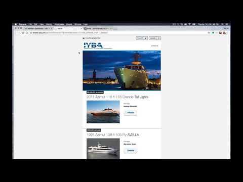 Create a multi vessel email