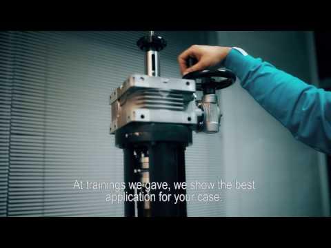 Atlas Copco Industrial Technique Turkey (ENG subtitle)