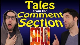 Tales From The Comment Section - Solo Teaser Trailer Review