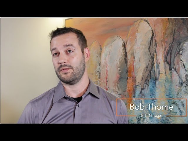 Bob Thorne, Sr. IT Manager - Benesch Law