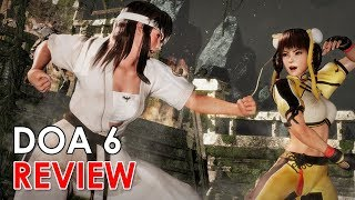 Is DOA6 Without DLC Just A Barebones Game? Dead or Alive 6 Review