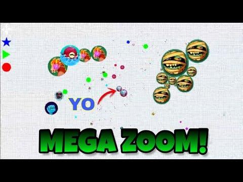 AGAR.IO DOMINO CON un *MEGA* ZOOM | MACRO HACK | ZOOM HACK | BraYan YT thumbnail