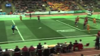 30. Dortmunder Hallenfußball-Stadtmeisterschaft : Endspiel : Das Finale 2014