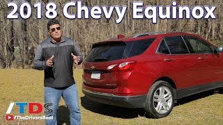 2018 Chevy Equinox Reviews - Turbos & Tech!