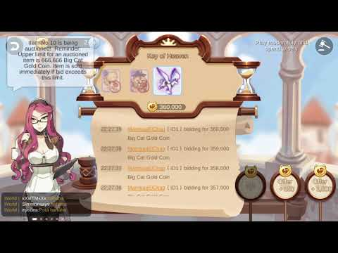 Key Of Heaven Sold For 3 195 000 Php At Auction In Ragnarok M Eternal Love Gamingph Com