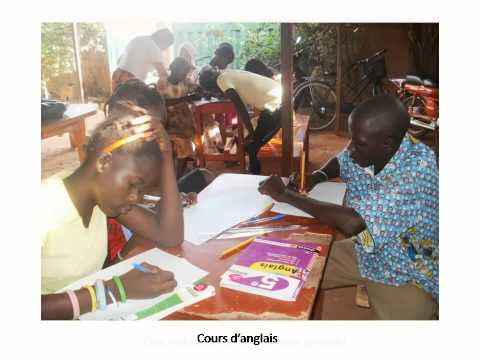Diaporama filleuls et aïeuls - Burkina Faso