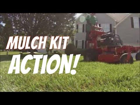 Toro Recycler® Mulch Kit, Toro Grandstand®