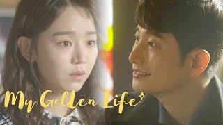 ShinHyeSun ♥ ParkSiHoo, Be reunited in Finland [My Golden Life Ep 52]