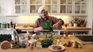 Pear, Cranberry, And Pistachio Salad