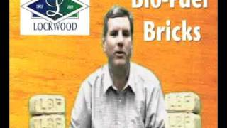 Lockwood Biofuel Bricks