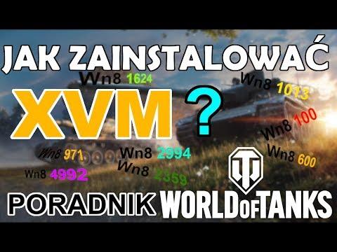 World Of Tanks | Jak Zainstalować XVM I Jak Go Skonfigurować | #XVM #WOT