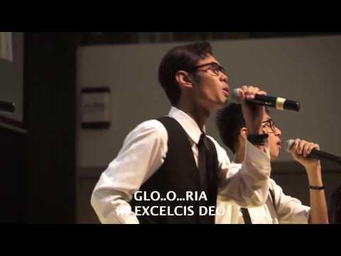Dari Pulau dan Benua (Angels We Have Heard on High - Billy Simpson) Cover by Aletheia Worship Youth