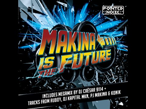 DJ Caësar 9114 - Promo for Makina is the future
