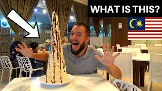 Eating Roti Tissue - Malaysian Food Reaction