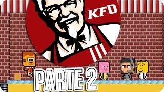 ¡KENTUCKY FRIED DUCK! PARTE 2 | DUCK GAME Con Sara, Luh y Exo