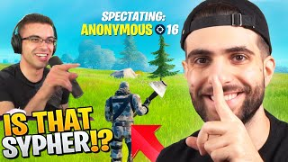 I Went UNDERCOVER Iฑ Nick Eh 30's Tournament...