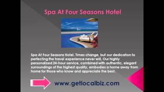 Four Seasons Hotels and Resorts - Luxury Hotels - Four Seasons - Get Local Biz Thumbnail