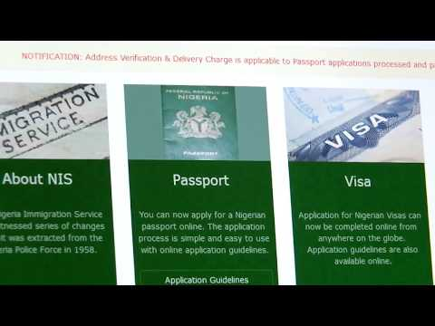 How To Apply For A Nigerian Passport From The United Kingdom