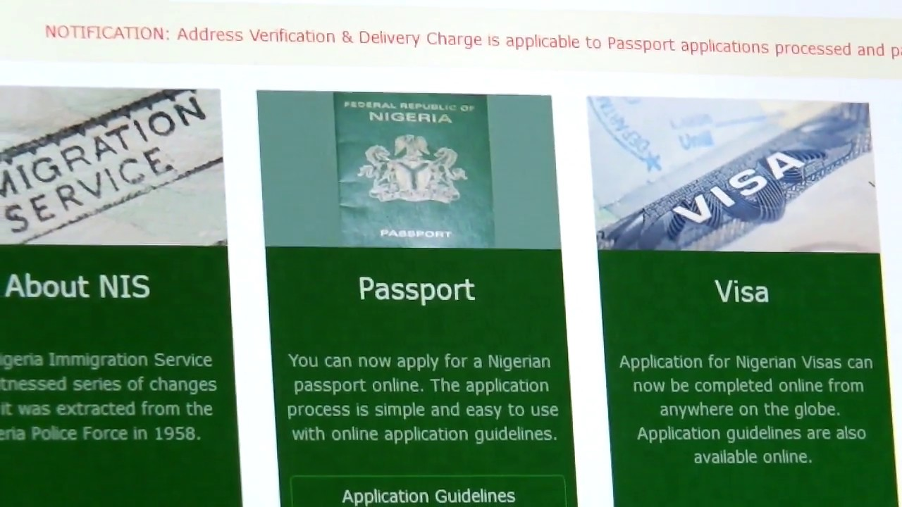 How to apply for a nigerian passport from the united kingdom youtube how to apply for a nigerian passport from the united kingdom falaconquin
