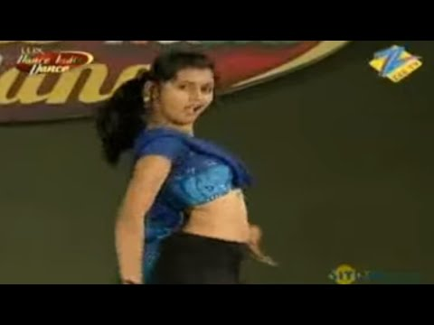 Dance India Dance Season 2 - Meenu Panchal's Stunning Performance In Vadodara Audition Part 3